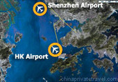 Undersea Tunnel will be Built to Connect Shenzhen and Hong Kong Airports - China Travel News | Underwater Road Tunnels | Scoop.it