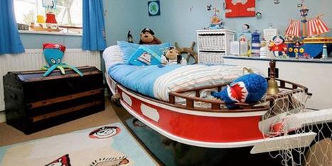 Nuansa Laut Untuk Kamar Si Kecil | Peluang Properti | Scoop.it