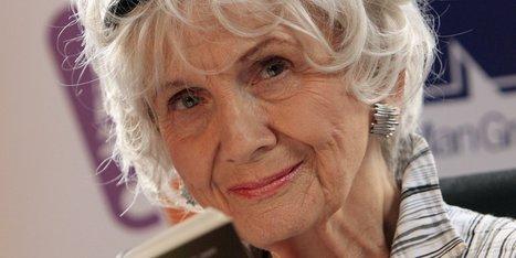 Alice Munro, Nobel de Literatura 2013: la escritora canadiense ... - El Huffington Post | Felicidad  Happiness | Scoop.it