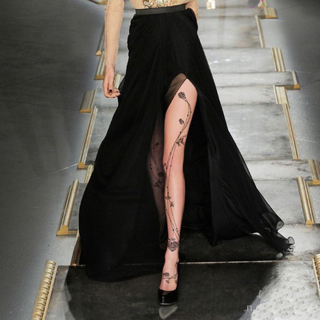Tattoo Tights: 10 Reasons Not To Get Inked | Fashion | Scoop.it