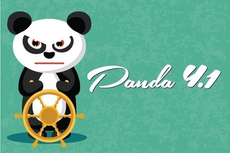 Google rolls out Panda 4.1- What to expect from this latest update? | Web Design & Development Company India | Scoop.it