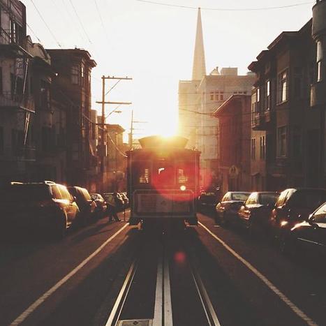 San Francisco icons seen through Instagram photos | San Francisco | Scoop.it