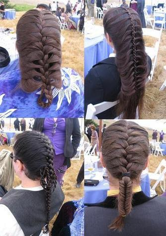 Braids Hairstyles   99 Hairstyles and Haircuts   Scoop.it
