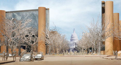 Memorial design sparks monumental controversy | D_sign | Scoop.it