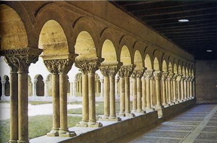 Arte románico en España | Las vías de penetración del estilo: el camino de Santiago | Expresiones Arquitectónicas Cristianas | Scoop.it