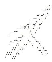 Pterodactyl   ASCII Art   Scoop.it
