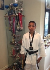 Karate kid, 11, from Harold Wood achieves black belt title - Romford Recorder | Karate : A mix of tradition and modernity | Scoop.it