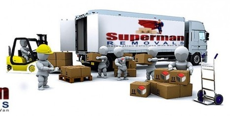 Moving to your New Residential Apartment with Man and Van Help - Bubblews | Removal Services | Scoop.it