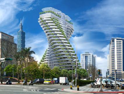 Agora Tower l Vincent Callebaut Architectures - Arch2O.com   Aspects 2 & 3   Scoop.it