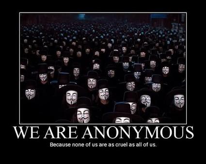 Le site du parlement européen hacké par Anonymous ?> | Luxembourg (Europe) | Scoop.it