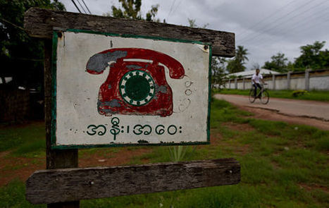 Burma telecom deal with Qatar firm sparks ire   Responsible Investment in Myanmar   Scoop.it