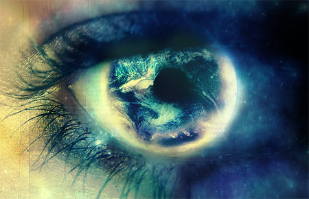 20 Truly Magical Photo Manipulations of Fantasy Eyes | Visual Inspiration | Scoop.it
