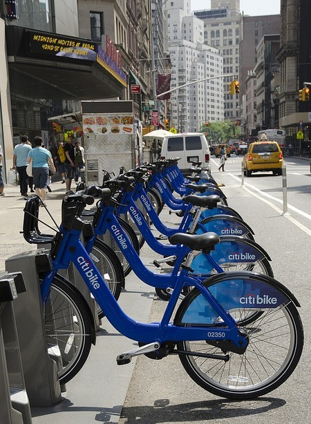 It's Not Just Nice to Share, It's the Future:  Blue Bikes in the Cities | Change Leadership Watch | Scoop.it