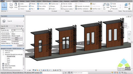 How to use Revit 2016 to insert a window with double height & modify the host walls | BIM Forum | Scoop.it