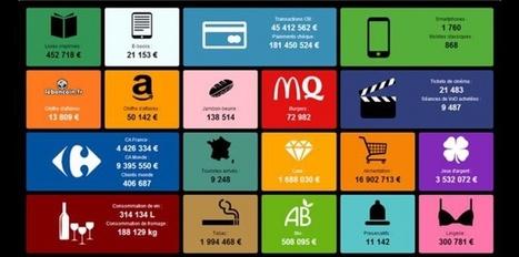 La consommation des Français comme vous ne l'avez jamais vue   Webmarketing & Communication digitale   Scoop.it