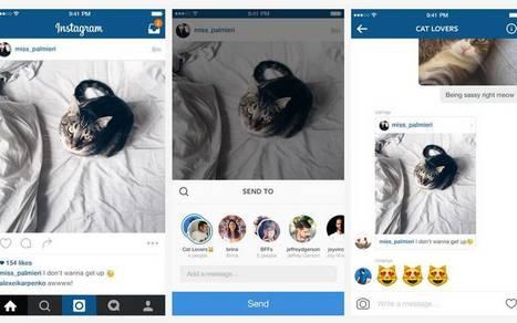 Instagram toteuttaa vihdoin käyttäjien eniten toivoman ominaisuuden   Kirjastoista, oppimisesta ja oppimisen ympäristöistä   Scoop.it