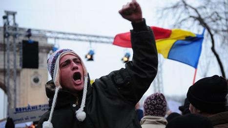 Roumanie  : Une jeunesse sans repères démocratiques | Union Européenne, une construction dans la tourmente | Scoop.it
