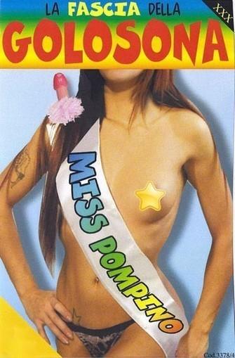 Fascia Miss Pompino | I Migliori Scherzi e Gadget per Addii al Celibato e Nubilato | Scoop.it