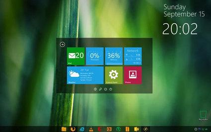 Rainmeter для Windows 7 – универсальный инструмент для оформления рабочего стола | Business-all.com | electronic-journals | Scoop.it