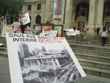 Citizens Defend New York Libraries | Librarysoul | Scoop.it