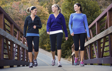 Walk Your Way to Weight Loss With These 5 Tips | Weight Loss News | Scoop.it