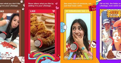Facebook's Lifestage Is a Video-Centric Social App for Teens | Endgadget | SocialMoMojo Web | Scoop.it