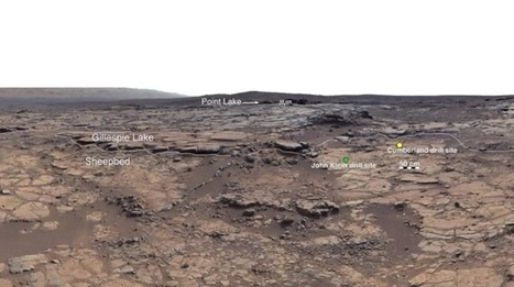 Curiosity Finds A Former Lake On Mars | Daily Magazine | Scoop.it