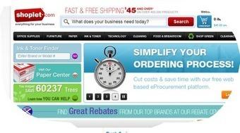 Stratégie marketing multicanal en B2B: le cas Shoplet.com   Gestion de contenus, GED, workflows, ECM   Scoop.it