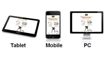 Responsive Web Design - campañas de marketing y comunicación ... | Web Design | Scoop.it
