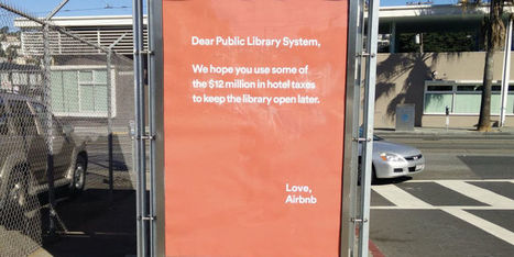 Airbnb Really Screwed Up With Ads About Paying Taxes | Library Corner | Scoop.it