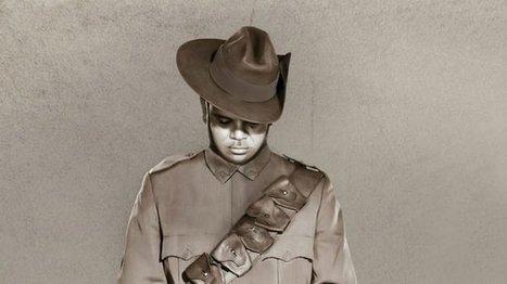 Première Guerre mondiale : les poilus aborigènes sortent de l'ombre   Centenaire de la Première Guerre Mondiale   Scoop.it