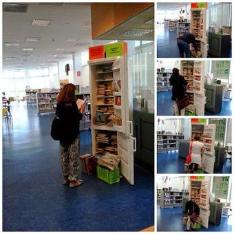 Libros congelados, lencería con mensaje | Educacion, ecologia y TIC | Scoop.it