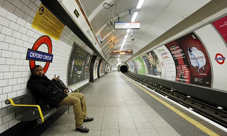 London tube strike called off after talks produce breakthrough | Unit 14 | Scoop.it