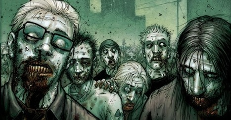 Tony Moore Launches Second Lawsuit Against Robert Kirkman Over 'Walking Dead' Ownership - ComicsAlliance | Comic book culture, news, humor, commentary, and reviews | Comic Books | Scoop.it