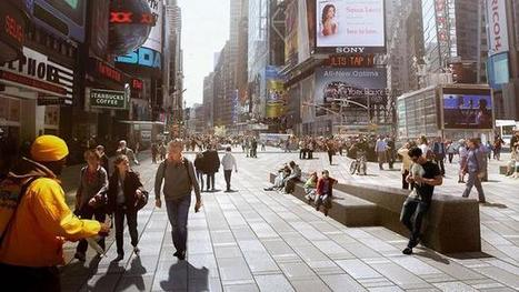 Apps for Pedestrian power to shape future cities and towns | Oven Fresh | Scoop.it