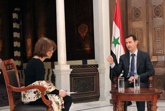 #Syria: Assad's Interview with The Sunday Times | From Tahrir Square | Scoop.it