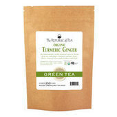 Organic Turmeric Ginger Green Tea Bags | Editable & Ready-to-use PPT slides (information, maps, graphs, data) | Scoop.it