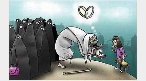 Arabie saoudite : Un homme de 70 ans épouse une ado de 15 ans - Kabyles.Net | SandyPims | Scoop.it