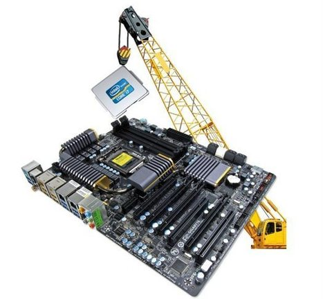 Analizamos seis placas base para Intel Ivy Bridge - PC Actual | REPARAR ORDENADOR | Scoop.it