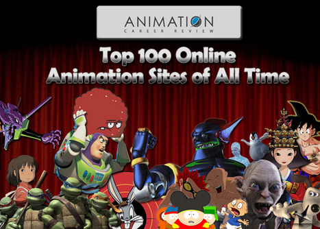 Top 100 Animation Sites You Need To Know | Animation Career Review | ICT Integration in Australian Schools | Scoop.it