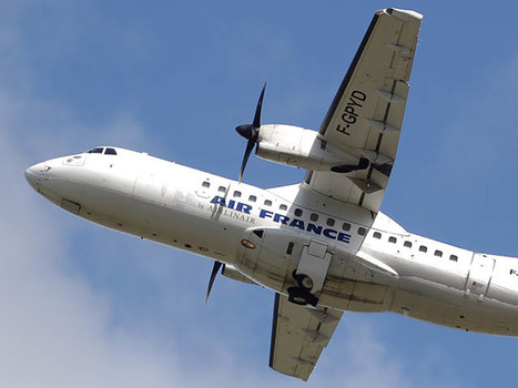 Air France : des ATR entre Paris et l'EuroAirport | JOIN SCOOP.IT AND FOLLOW ME ON SCOOP.IT | Scoop.it