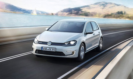 Volkswagen e-Golf Makes North American Debut This Month | Sustainability and responsibility | Scoop.it