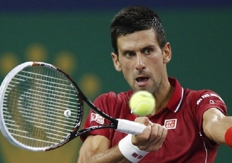 Video: Djokovic stares down Federer   Ace Tennis Lessons   Scoop.it