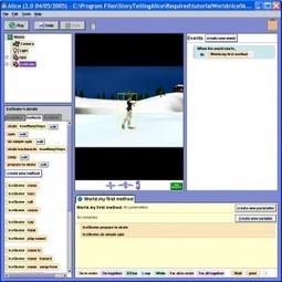 LudoScience : Des outils simples d'accès pour créer des jeux vidéo | Des Sites Web sur les TICE et des outils Tice utiles pour l'enseignant | Scoop.it