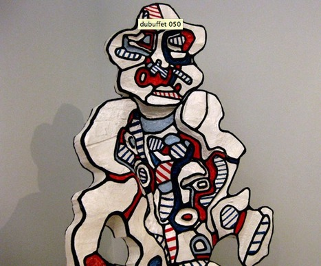 Jean Dubuffet's Lasting Legacy | we ART | Scoop.it