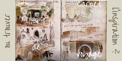 Tour du monde | Ou trouver l'inspiration d'un carnet de voyage ? | Tour du Monde | Scoop.it