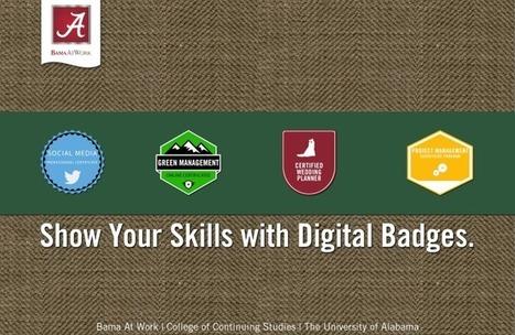 Show Your Skills with Digital Badges. | Digital Badges | Scoop.it