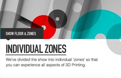 3D Printshow 2012 | GCSE ICT Case Study Resources | Scoop.it