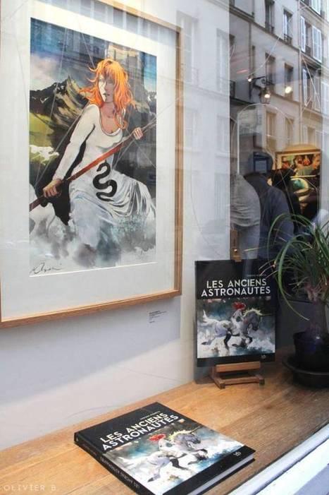 Vincent Pompetti - Les Anciens Astronautes | La guerre des gaules - livre I | Scoop.it