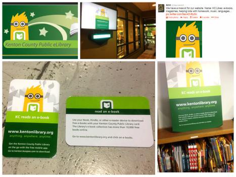 Kenton County Public Library Wins Overdrives Digital Champion Contest | Good E-Reader - eBooks, Publishing and Comic News | Сетевые конкурсы и проекты | Scoop.it
